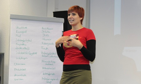 Workshop Rieger Gender